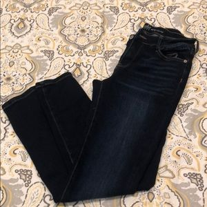 New York and company jeans curvy legging fit